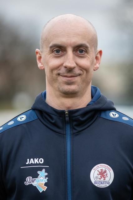 Sawczak Marcin - kierownik drużyny