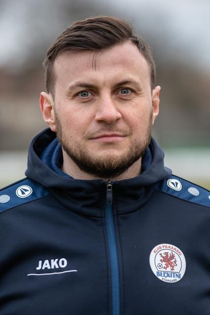 Maciej Sayed - asystent trenera