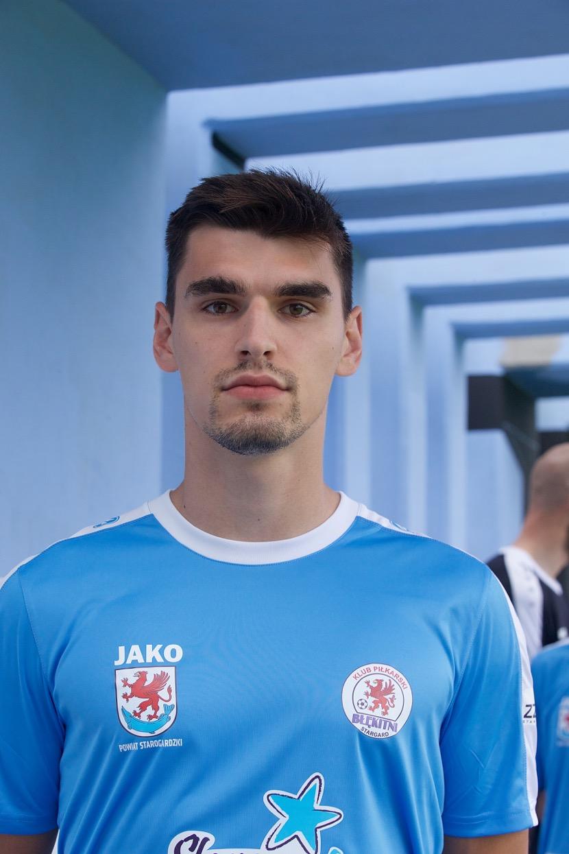 Maciej Liśkiewicz - obrońca