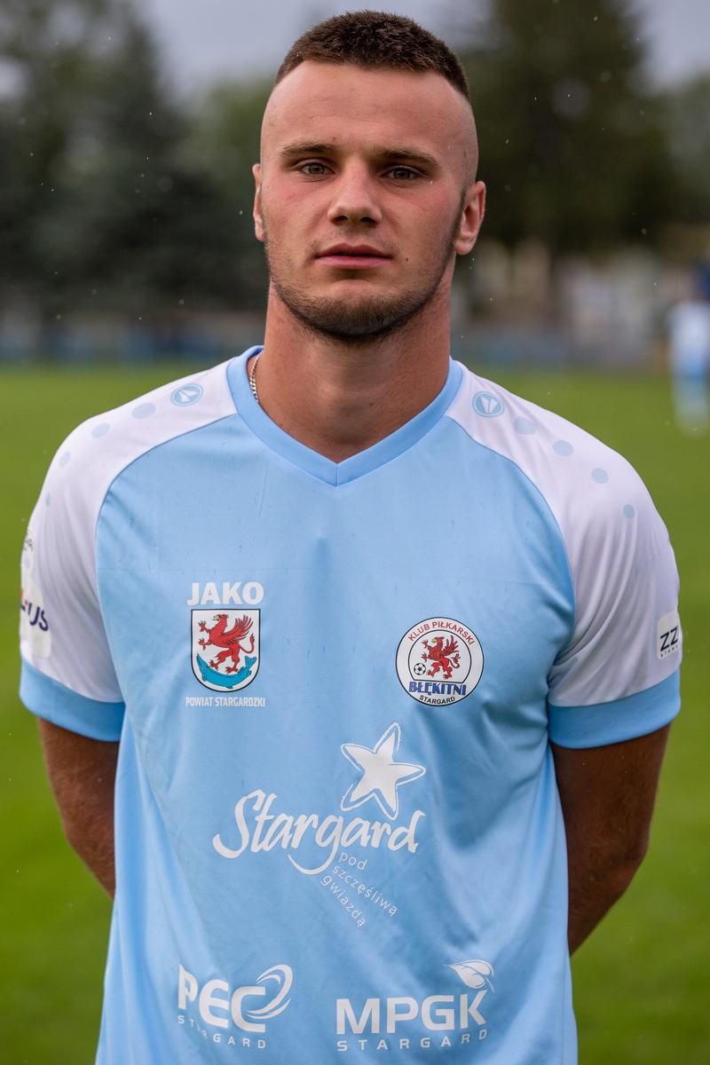 Daniel Bałos - obrońca