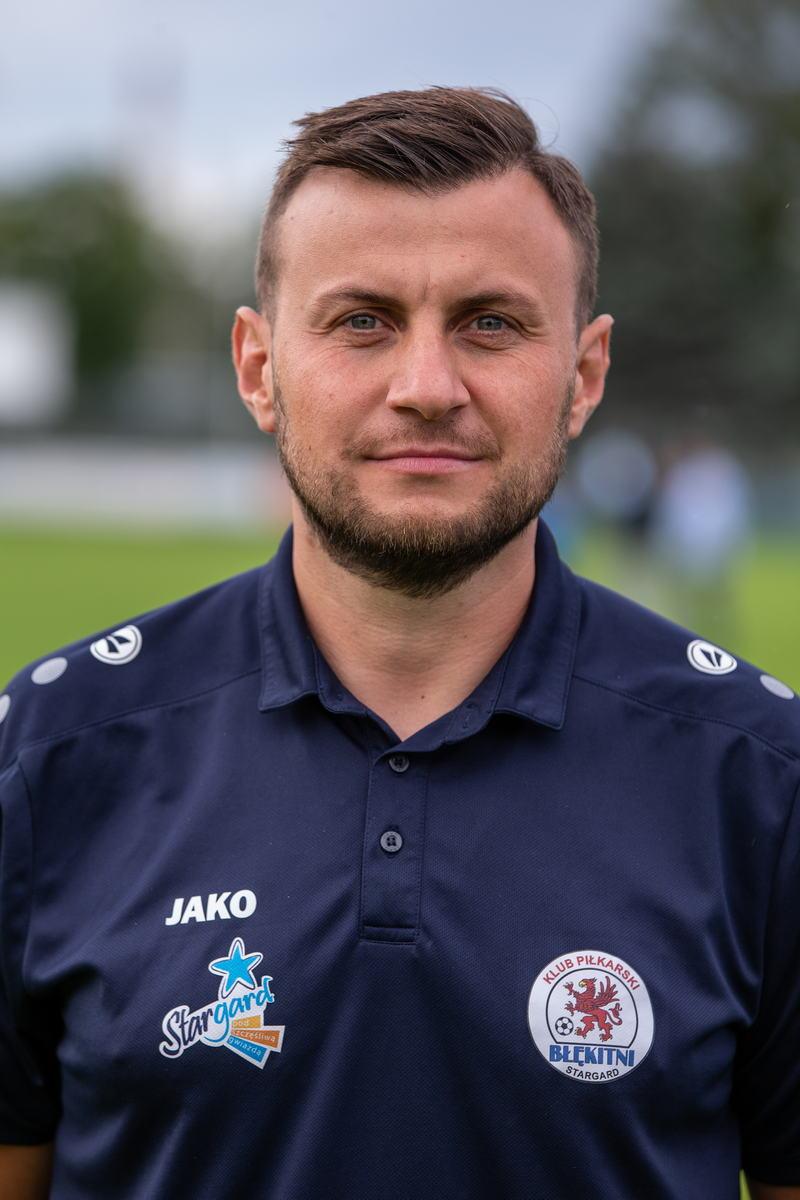 Maciej Sayed - Pierwszy Trener