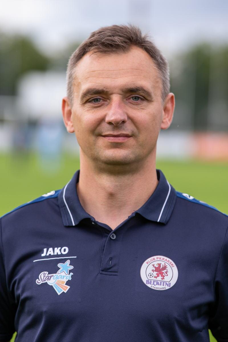 Szczeciński Sławomir - trener bramkarzy